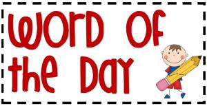 word of the day