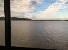 A view of the mighty Mississippi River.