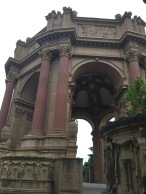 The dome from the Palace of Fine Arts. The architecture and detail is stunning!