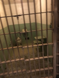A more typical cell at Alcatraz.