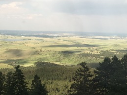 A breathtaking view of the Great Plains.