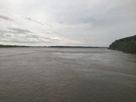 The mighty Mississippi River.