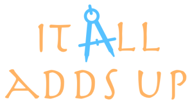 New It All Adds Up Logo