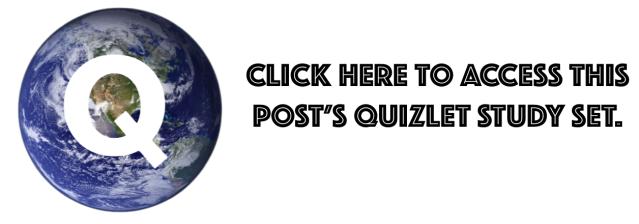 Quizlet Link